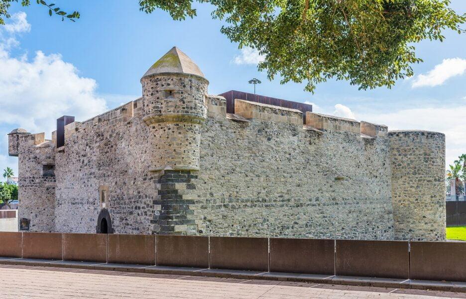 Castillo de la Luz. Las Palmas