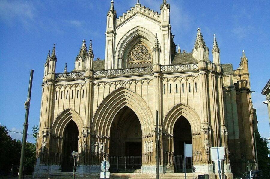Catedral Nueva  Vitoria