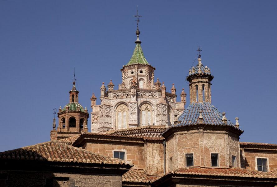 Catedral de Santa María. Teruel