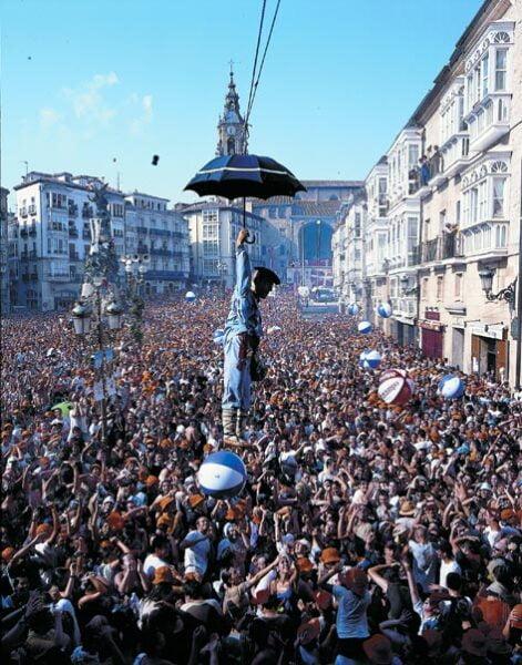 Fiestas Virgen Blanca
