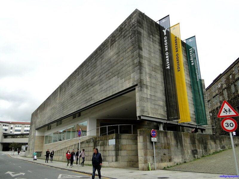 Centro de arte contemporaneo