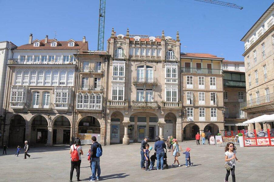 Centro histórico de Ourense