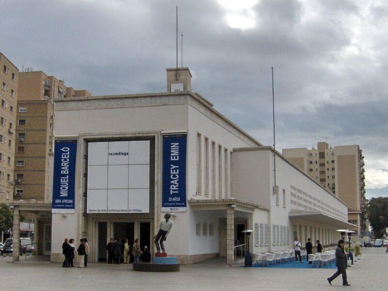 Centro de Arte Contemporáneo. Málaga