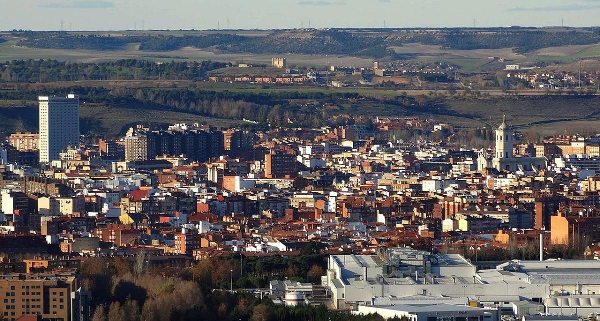 Ciudad de España Valladolid