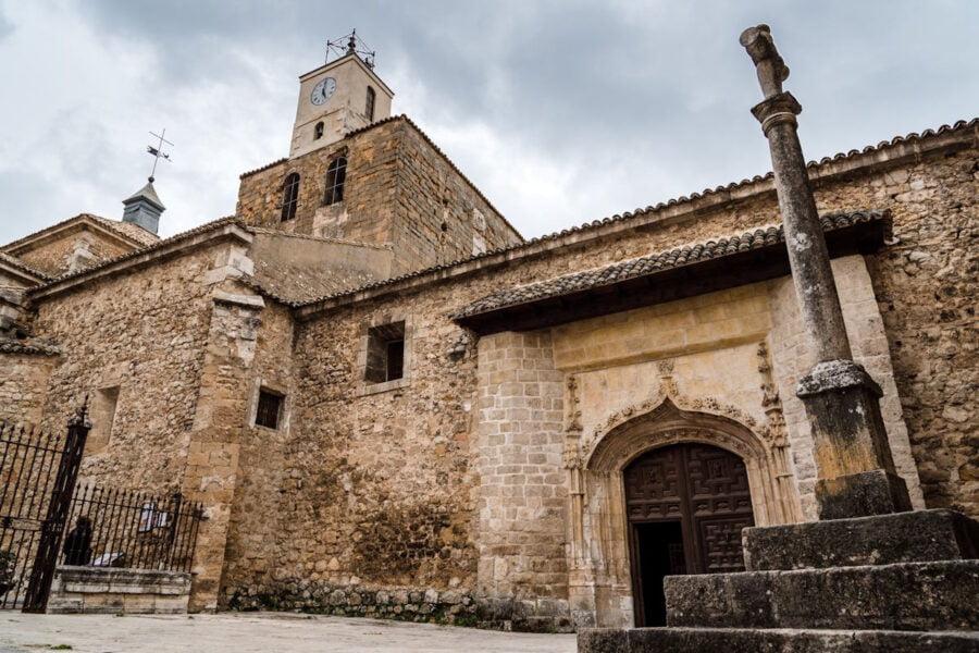 Colegiata de Nuestra Señora de la Asunción en Pastrana
