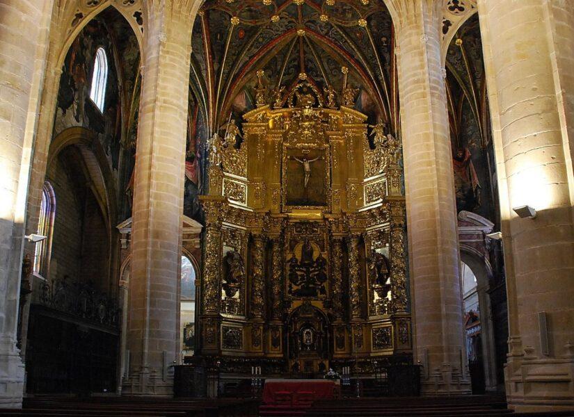 Re3tablo Concatedral Logroño