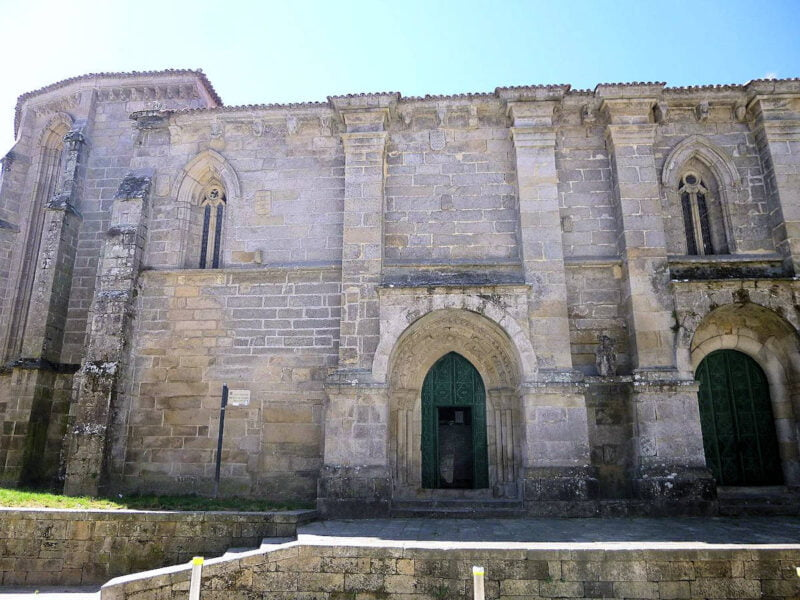 Convento de Santa Clara en Pontevedra