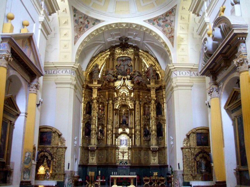 Convento agustinas canónigas de Palencia