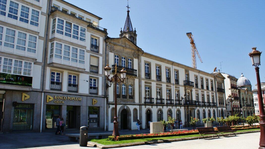 Convento de los Franciscanos. Lugo