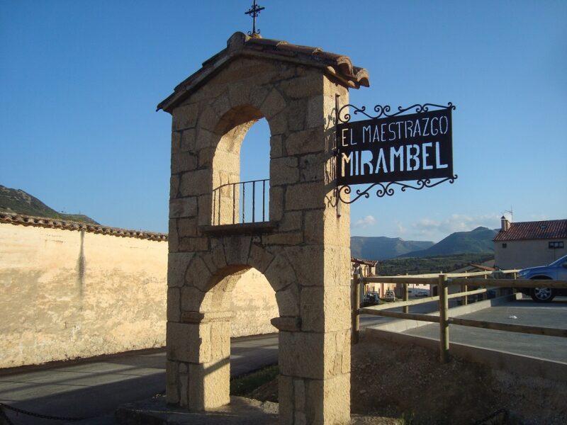 Mirambel. Pueblo deTeruel