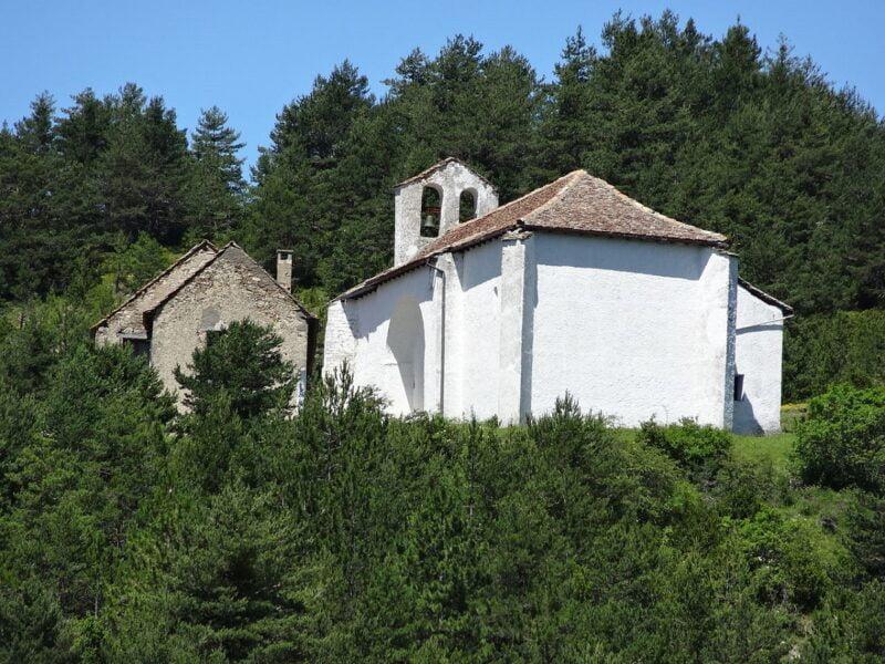 Ermita de la Virgen de Puyeta Ansó Huesca
