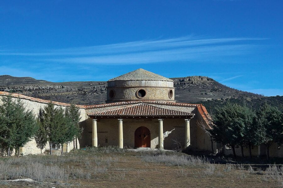 Ermita del Santo Sepulcro. Cantavieja
