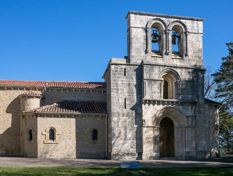 Monasterio de Nta Sra de Estíbaliz Vitoria