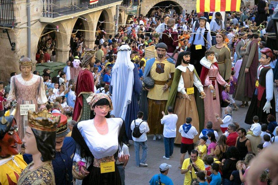 Fiestas de Lleida