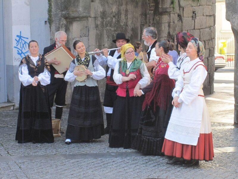 Fiestas en Lugo. San Froilan
