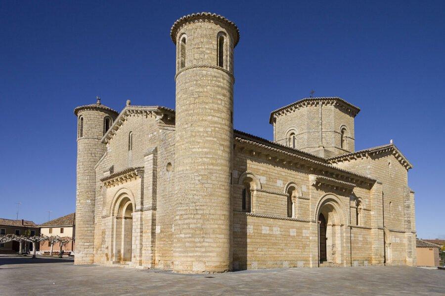 Iglesia de San Martín. Palencia