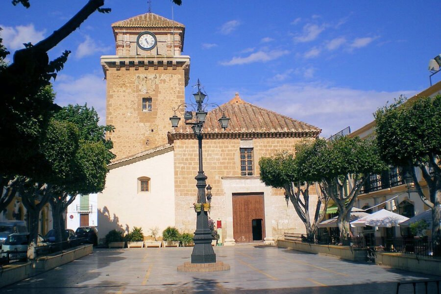 Iglesia Nuestra Señora de la Encarnación en Níjar
