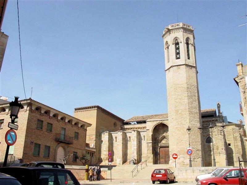 Iglesia de San Lorenzo en Lleida