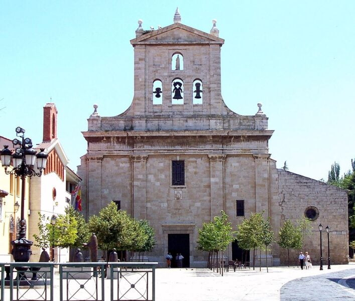 Iglesia de San Pablo Palencia