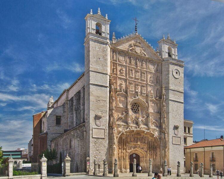 Iglesia Conventual de San Pablo de Valladolid