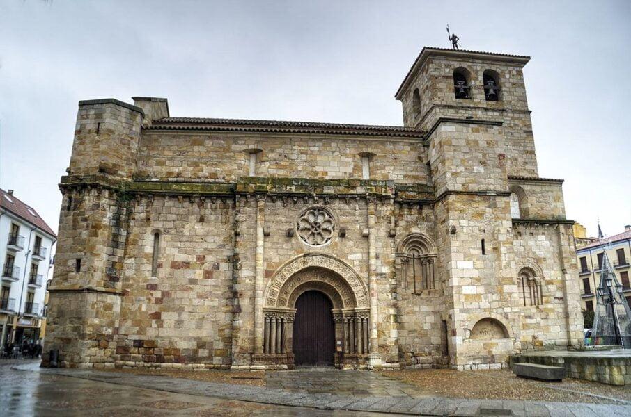 Iglesia San Juan Bautista. Zamora