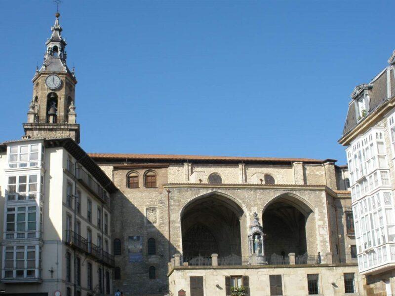 Iglesia de San Miguel Vitoria