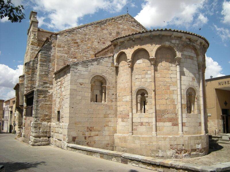 Iglesia de Santa María la Nueva. Zamora