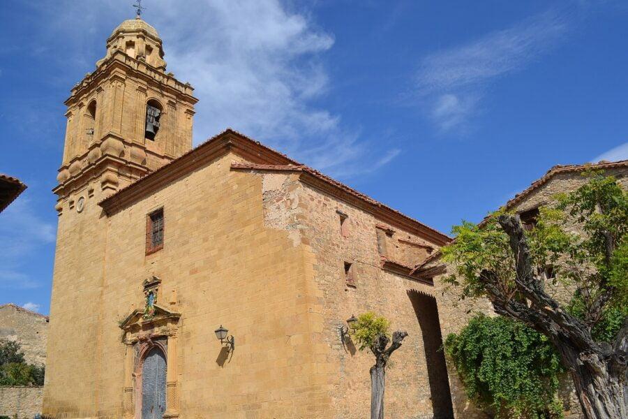 Iglesia de Santa Margarita. Mirambel