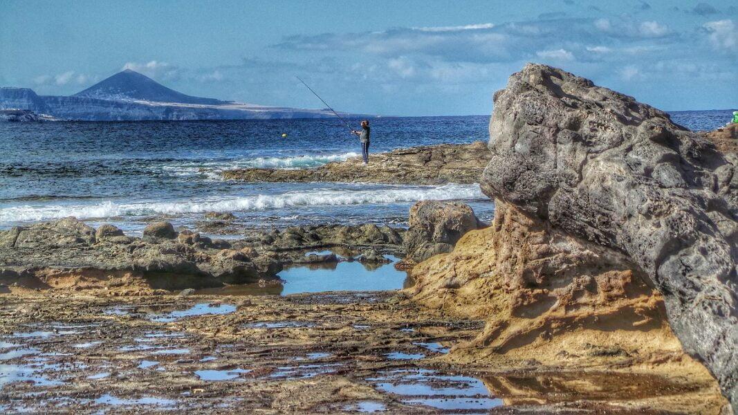 Playa del Confital. Las Palmas