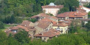 Liérganes. Pueblos más bonitos de Cantabria