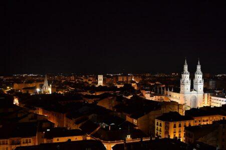 Logroño. Ciudad de España.