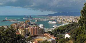 Málaga ciudad de E`spaña