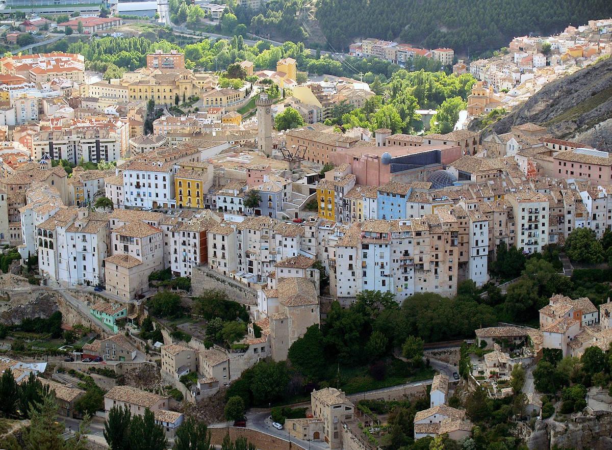 Mapa Turístico de Cuenca