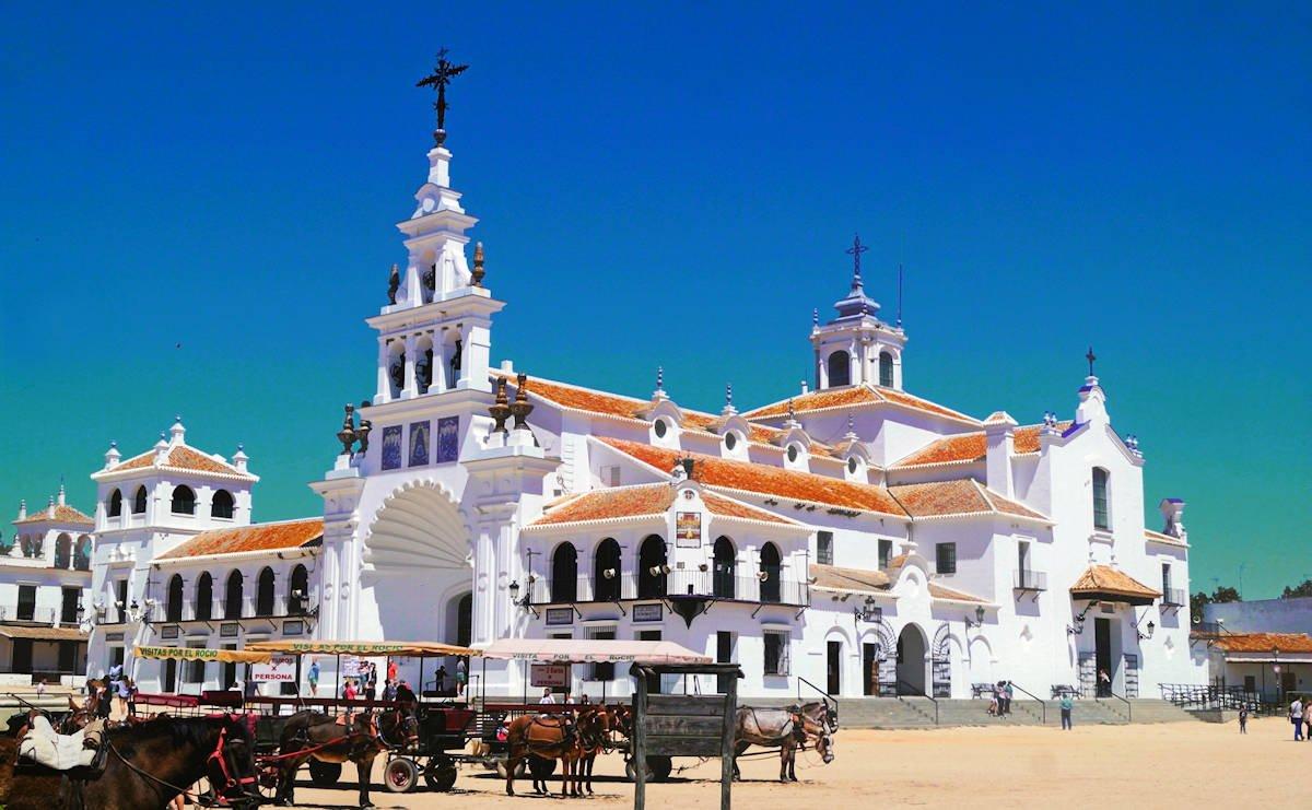 Mapa Turístico de Huelva