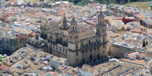 Mapa Turístico de Jaén