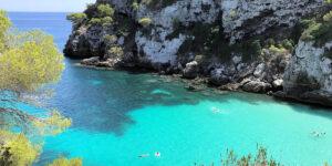 Mapa Turístico de Menorca