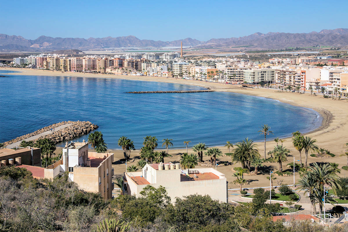 Mapa Turístico de Murcia