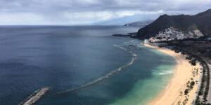 Mapa Turístico de Tenerife