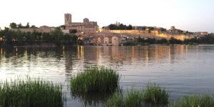 Mapa Turístico de Zamora