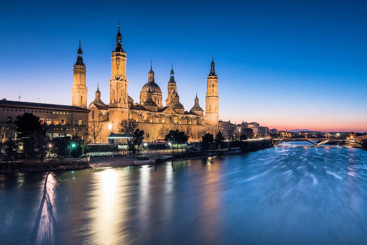 Mapa Turístico de Zaragoza