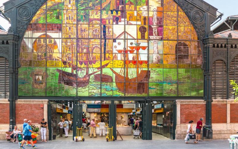 MÁLAGA » Qué ver y hacer. 17 lugares imprescindibles