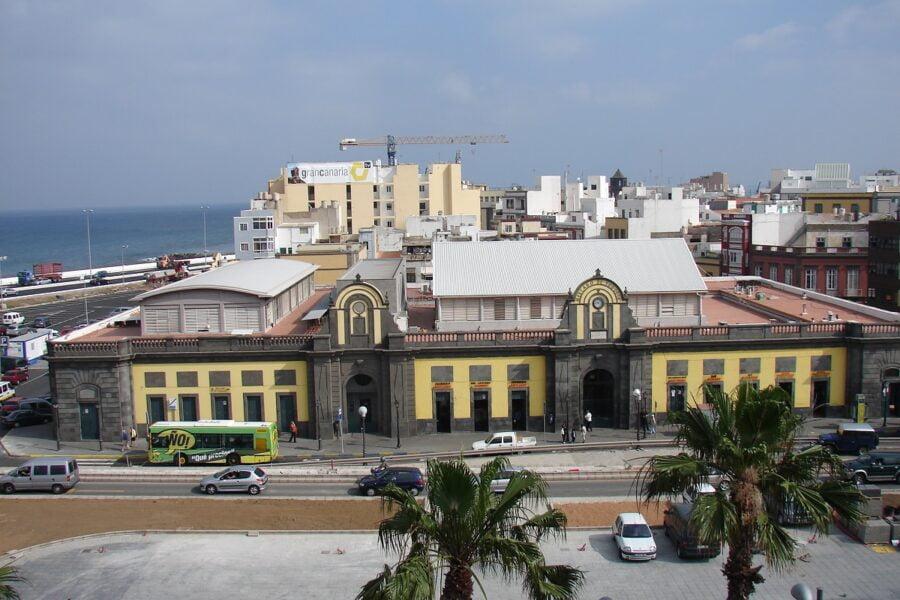 Mercado de Vegueta. Las Palmas
