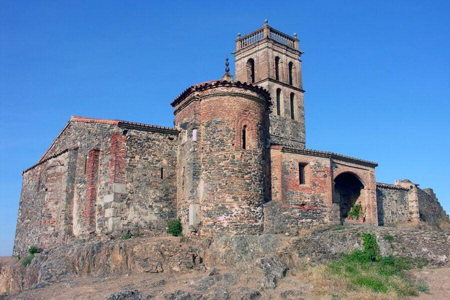 Mezquita de Almonaster de la Real. Huelva