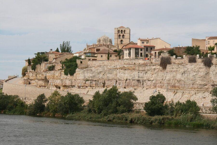 Mirador del Troncoso. Zamora