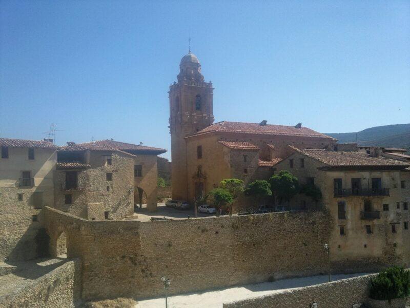 Santa Catalina. Mirambel.Teruel