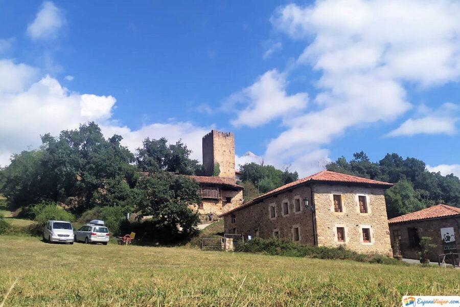 Mogrovejo pueblos de Cantabria