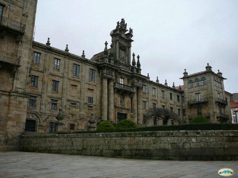 Monasterio San Martino. Santiago de Compostela