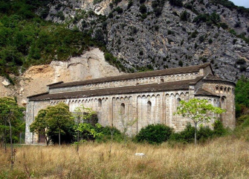 Santa María de Obarra. Huesca