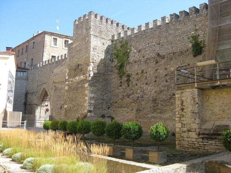 Muralla medieval de Vitoria
