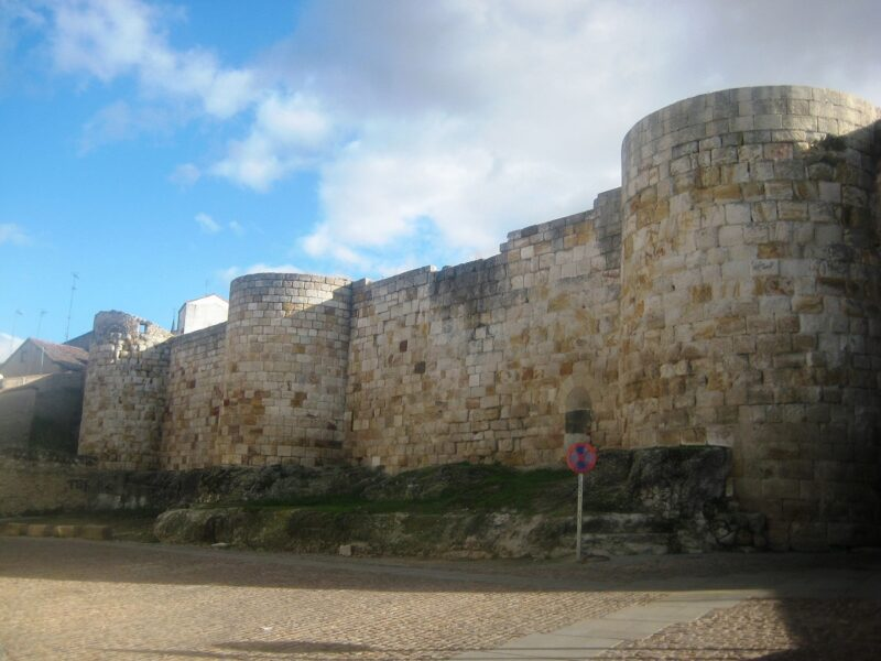 Murallas de Zamora